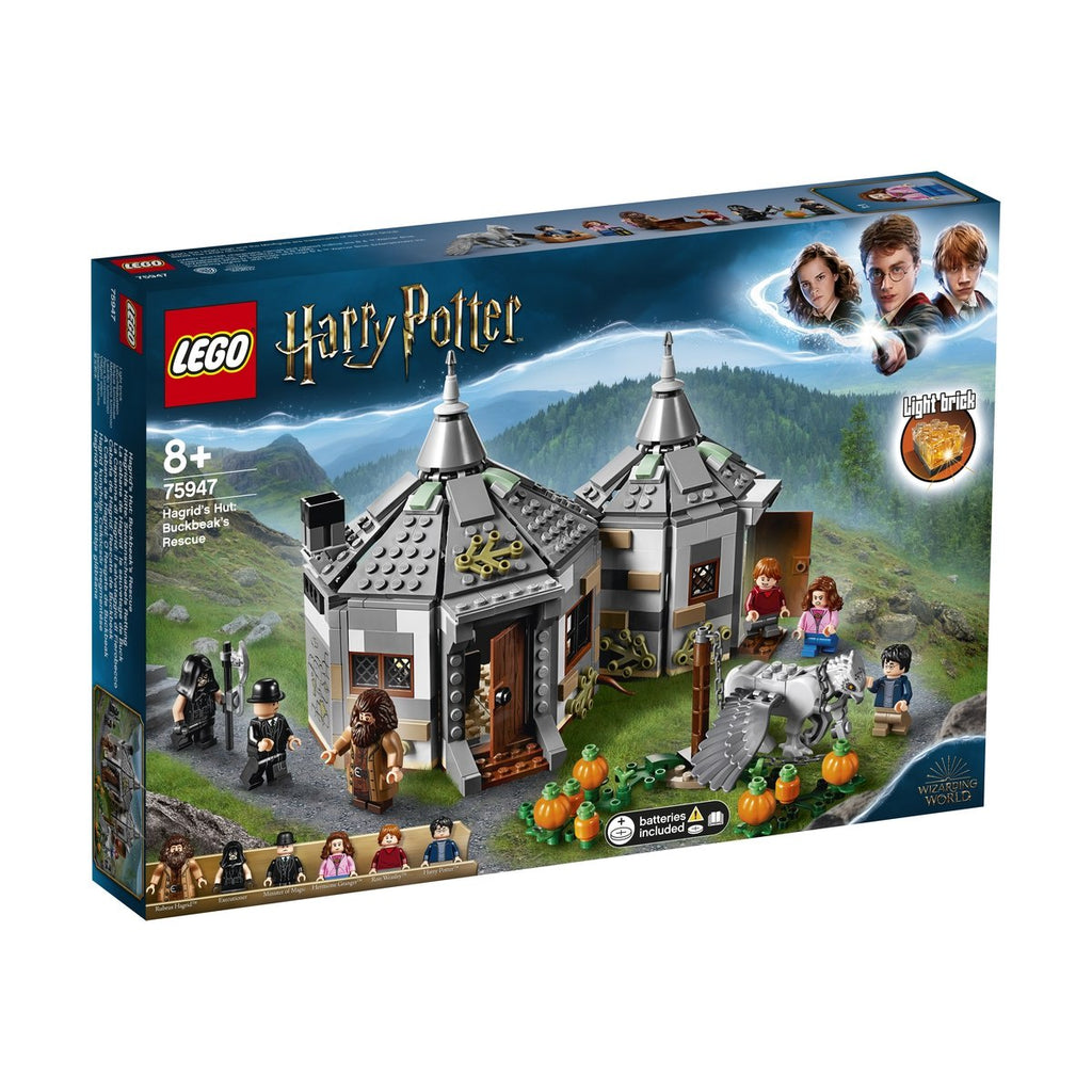 Lego | Harry Potter | 75947 Hagrig's Hut Buckbeack Rescue