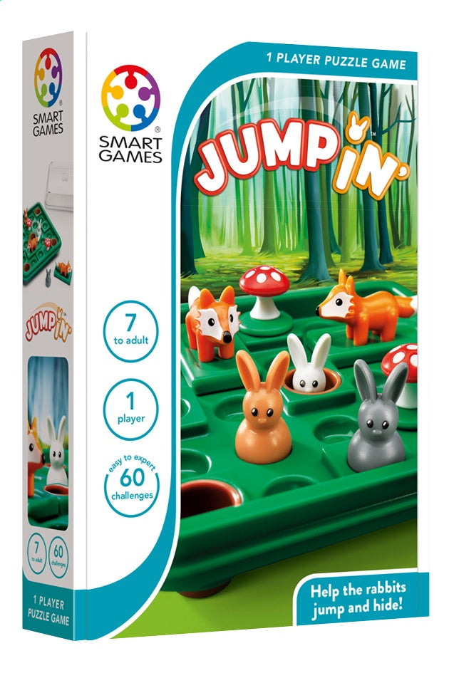 Smart Games | Jump'in | Single Player