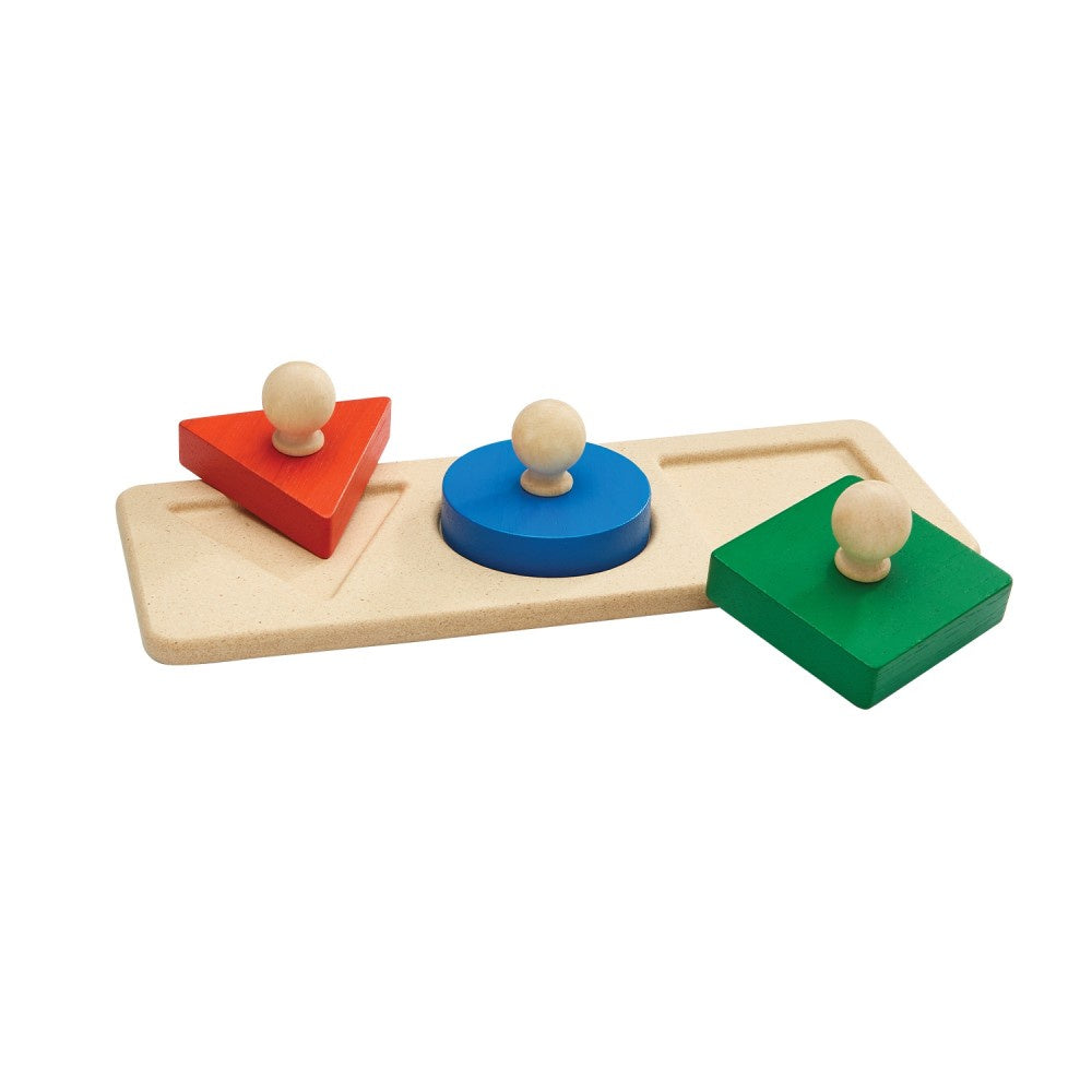Plan Toys | Shape Matching Puzzle