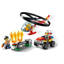 Lego | City | 60248 |  Fire Helicopter Response