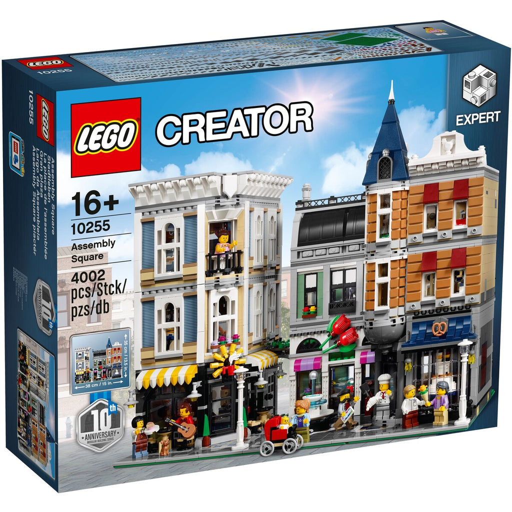 Lego | Creator Expert | Assembly Square 10255