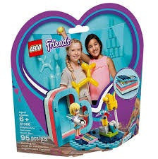 Lego | Friends | Stephanie's Summer Heart Box 41386