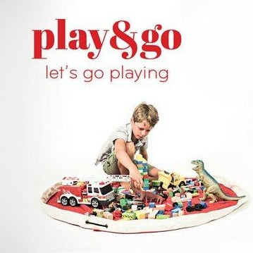 play & go toy storage bags