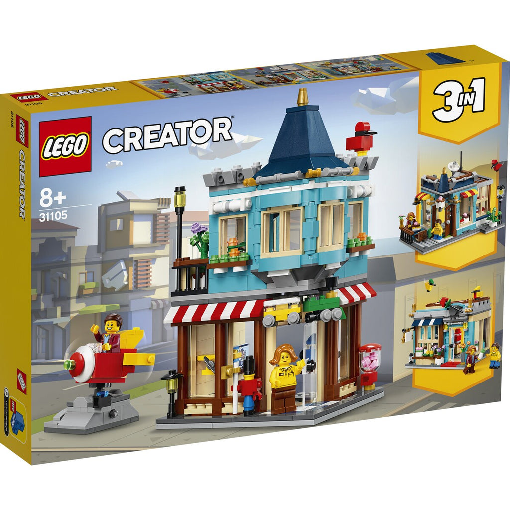 Lego | Creator | 31105 Townhouse Toy Store