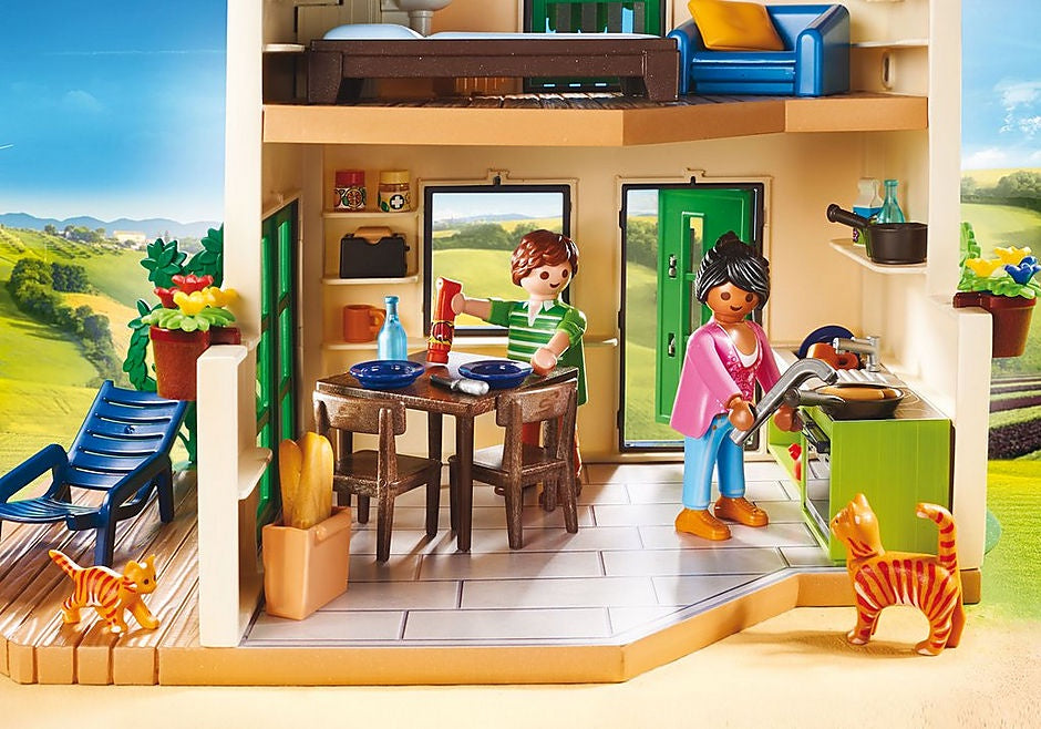 Playmobil | Country | 70133 Modern Farmhouse