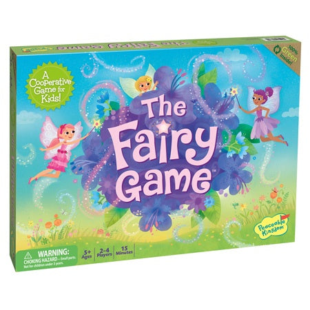 Peaceable Kingdom | The Fairy Game