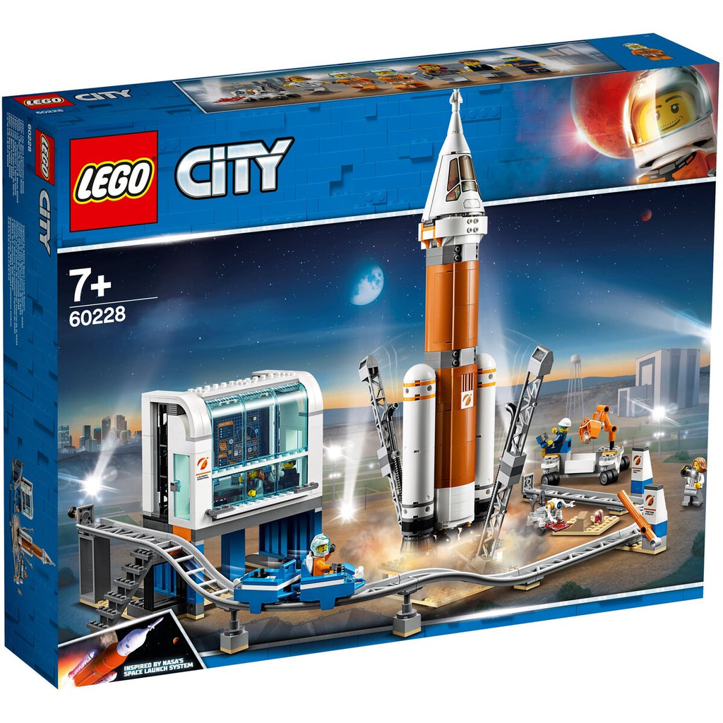 Lego | City | 60228 Deep Space Rocket & Launch Control