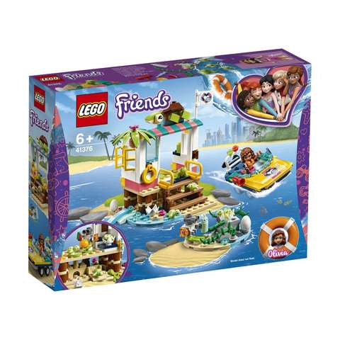 Lego | Friends | 41376 Turtles Rescue Mission