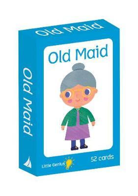 Little Genius | Old Maid card game |  Flash cards