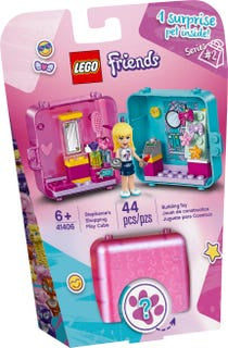 Lego | Friends | 41406 | Stephanie's Shopping Play Cube