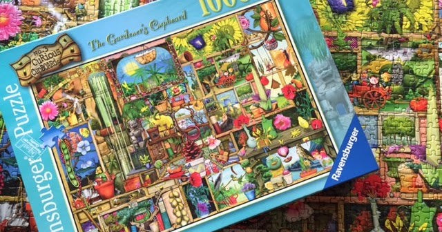 Ravensburger | 1000pc | Gardener's Cupboard