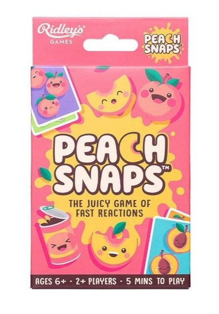 Ridley's Games | Peach Snaps | Cards Expansion
