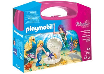 Playmobil | Carry Case | 9324 Magical Mermaid