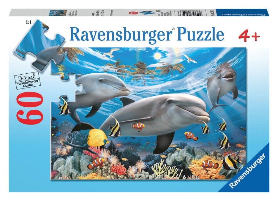 Ravensburger | 60pc | 095933 Carribean Smile