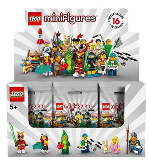 Lego | Minifig | Series 20 | Whole sealed box (60 Mystery Bags)