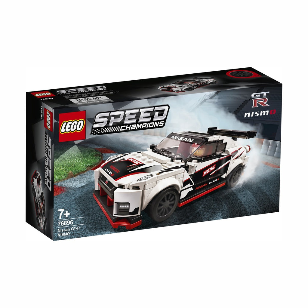 Lego | Speed Champions | 76896  Nissan GT-R NISMO