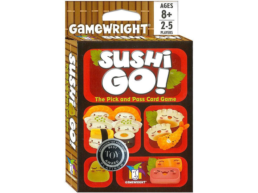 Gamewright | Sushi Go