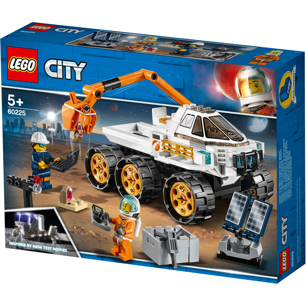 Lego | City | 60225 | Rover Testing Drive