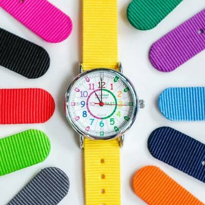 Easy Read Time Teacher | Watch Bands