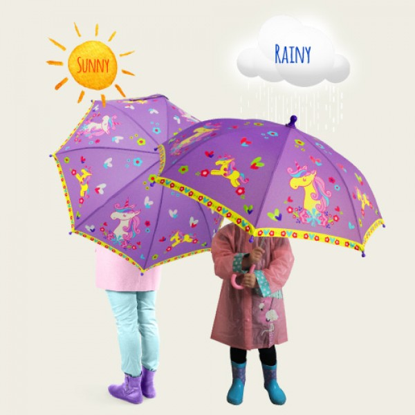 Kids Colour Changing Umbrellas | Various