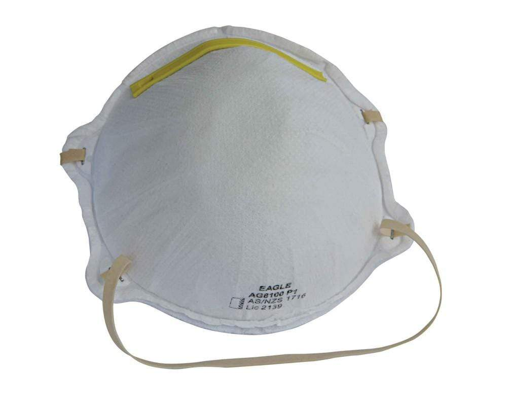ASW PPE Dust Mask (Box of 20) P1