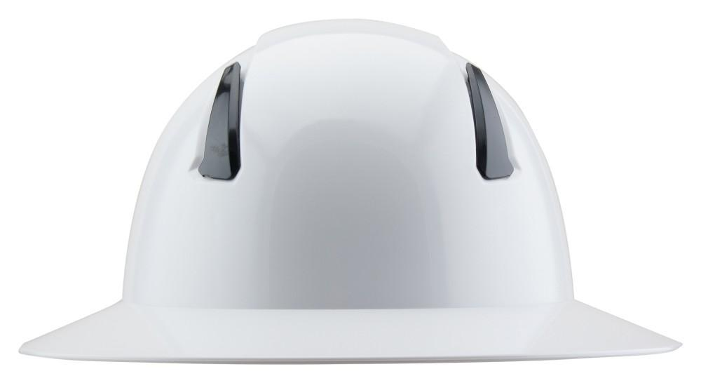 ASW PPE Stingray Hard Hat - White (Vented) HM8ATW