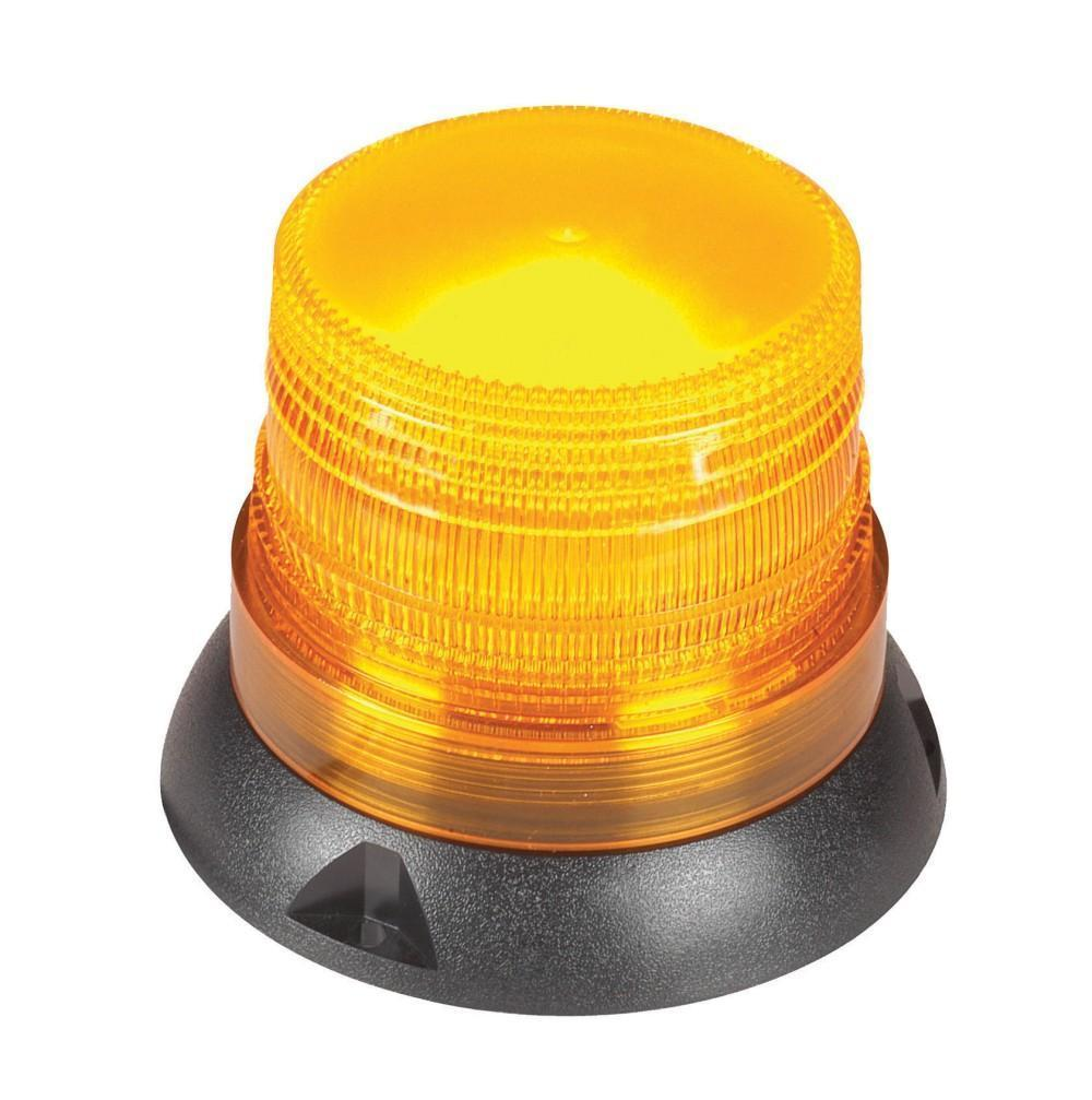 ASW PPE Viper Warning Light (4-LED, Bolt-on) - Amber L9265LYBS