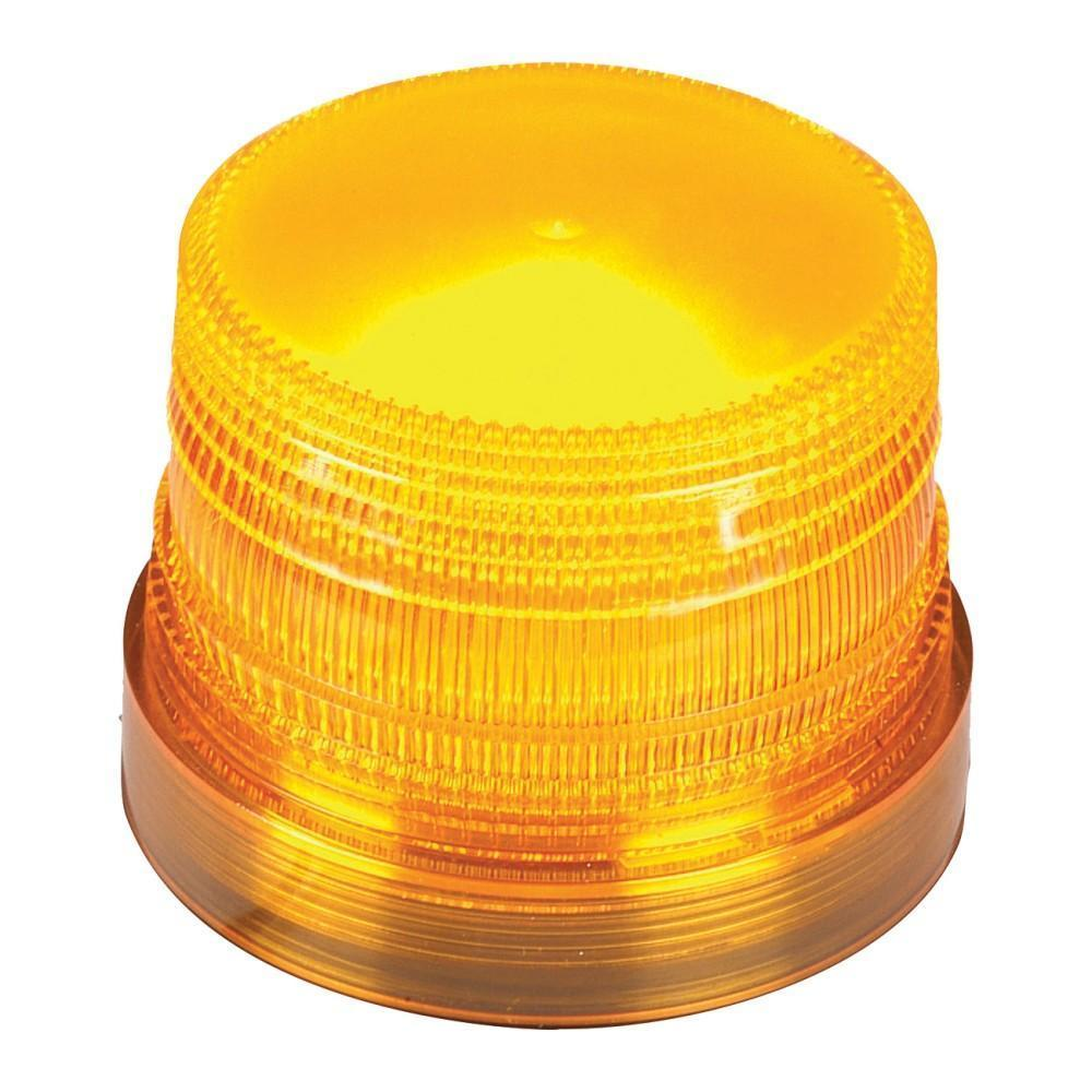 ASW PPE Viper Warning Light Replacement Cover - Amber L9265RY