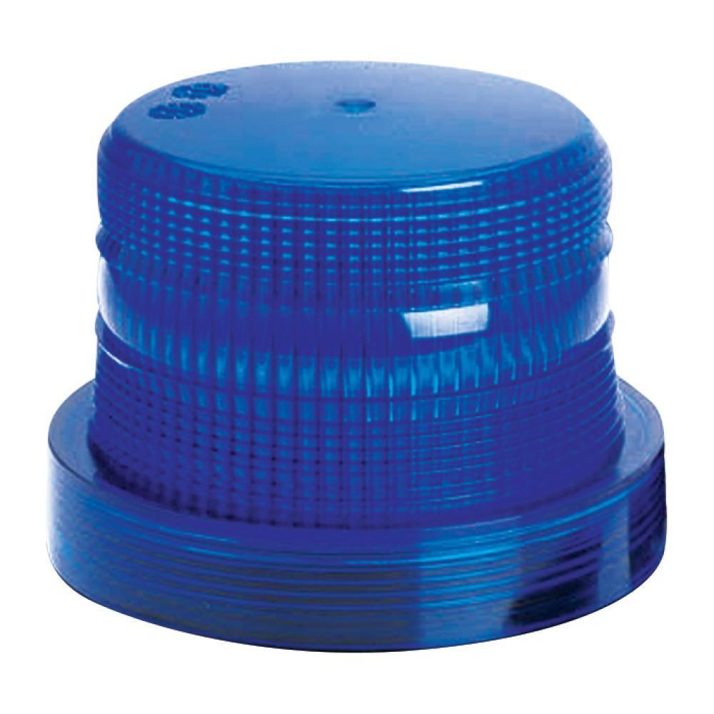 ASW PPE Viper Warning Light Replacement Cover - Blue L9265RBL