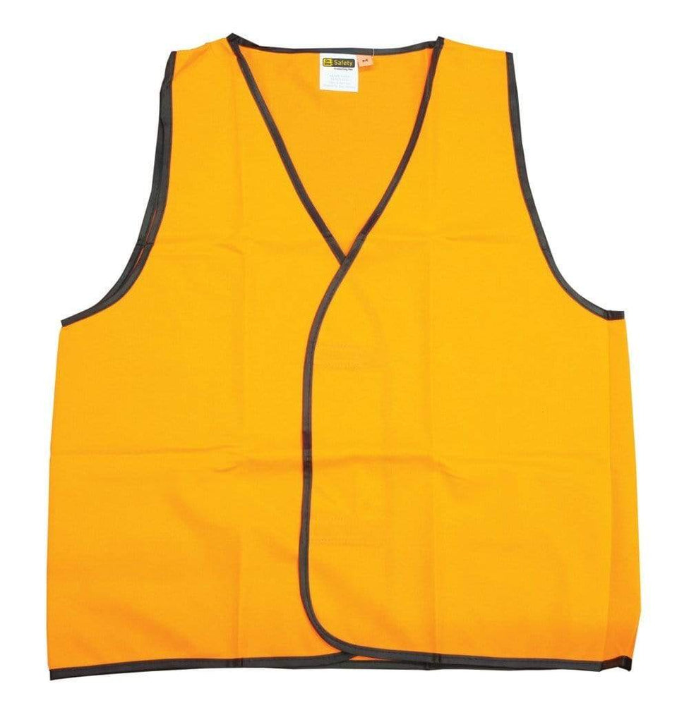 ASW Work Wear Orange Vest - Day Only V006O
