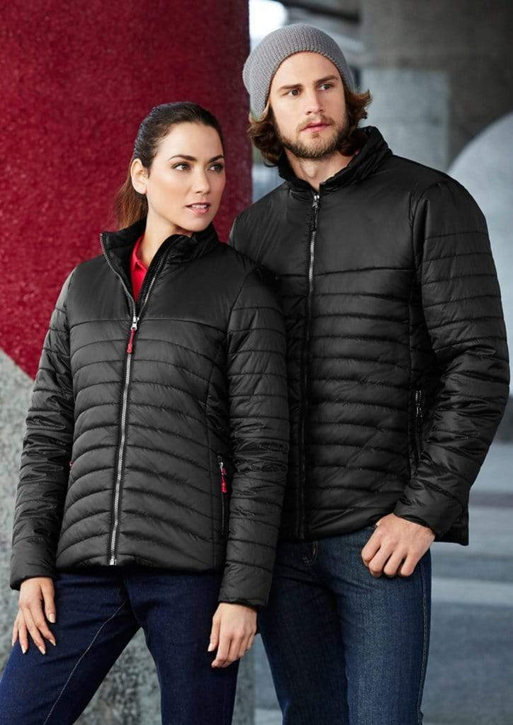 Biz Collection Casual Wear Biz Collection Men's Expedition Quilted Jacket J750m