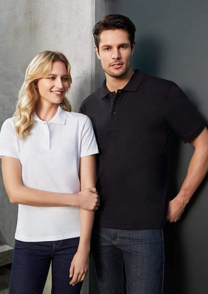 Biz Collection Casual Wear Biz Collection Men's Ice Polo P112MS