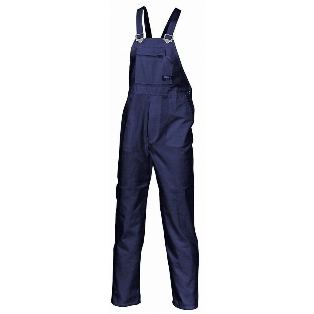 DNC Workwear Work Wear DNC WORKWEAR Cotton Drill Bib and Brace Overall 3111
