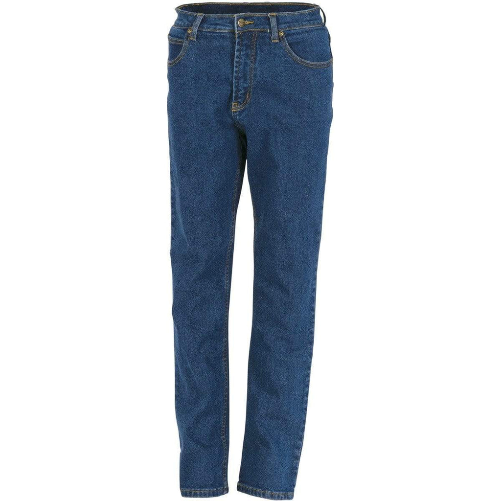 DNC Workwear Work Wear DNC WORKWEAR Ladies Denim Stretch Jeans 3338