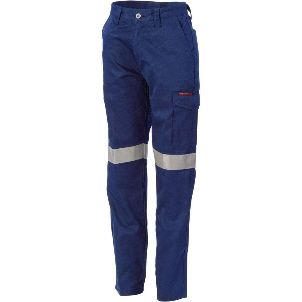 DNC Workwear Work Wear DNC WORKWEAR Ladies Digga Cool -Breeze Cargo Taped Pants 3357