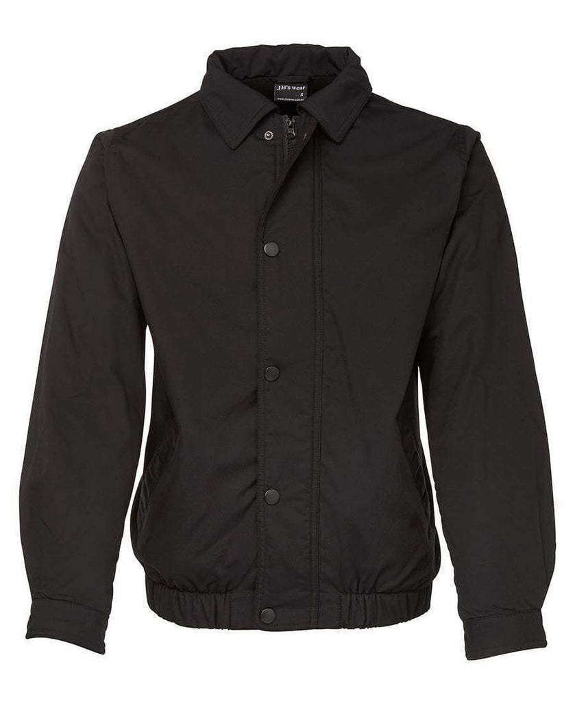 Jb's Wear Active Wear Black/Black / S JB'S Contrast Jacket 3CJ