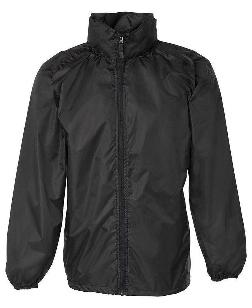 Jb's Wear Active Wear Black / S JB'S Kids and Adults Rain Forest Jacket 3RFJK