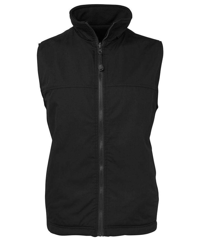 Jb's Wear Active Wear Black/Black / XS JB'S Reversible Vest 3RV