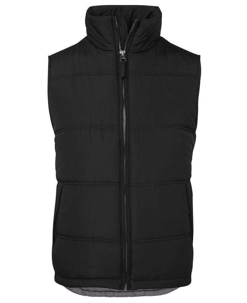 Jb's Wear Casual Wear Black/Grey / 12 JB'S Adventure Puffer Vest 3ADV