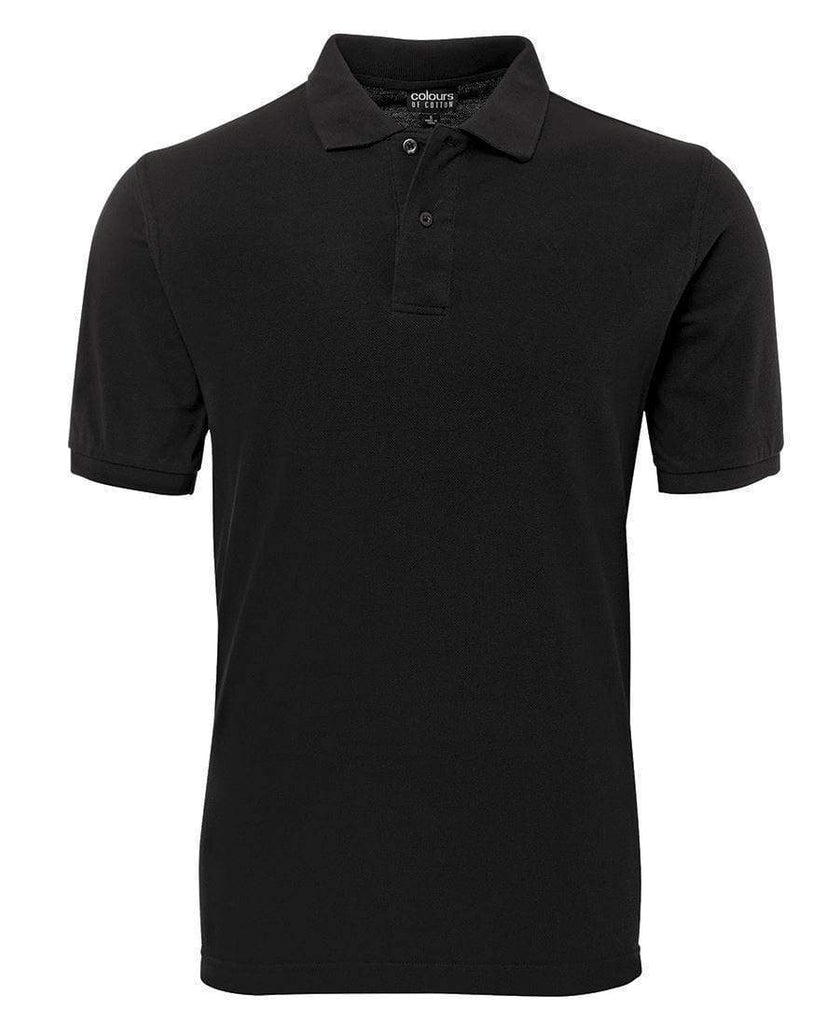 Jb's Wear Casual Wear Black / S JB'S Cotton Pique Polo