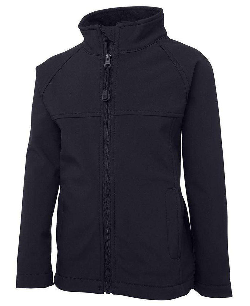 Jb's Wear Casual Wear Black / S JB'S Kids and Adults Layer Softshell Jacket 3LJ