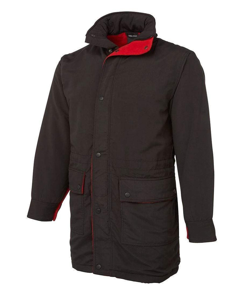 Jb's Wear Casual Wear Black/Red / S JB'S Long Line Jacket 3LL