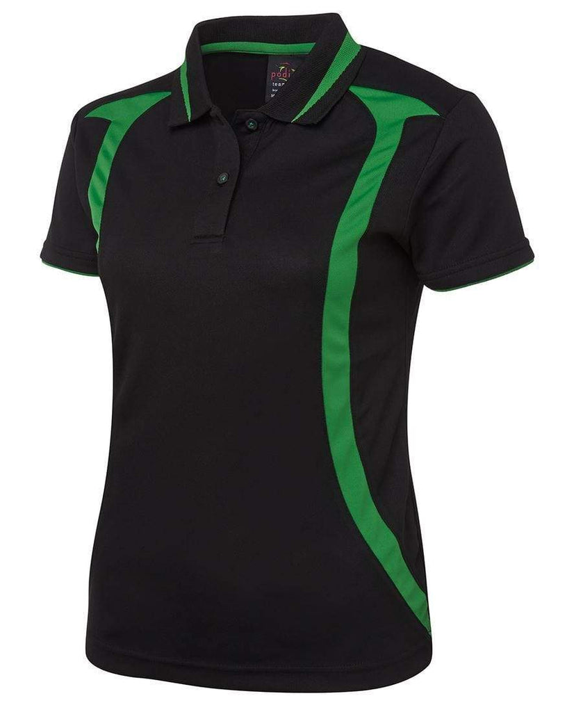 Jb's Wear Casual Wear JB'S Women's Swirl Polo 7SWP1
