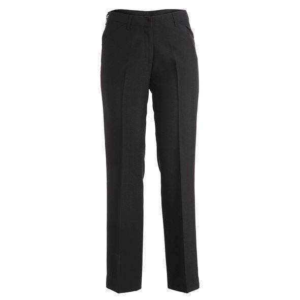 Jb's Wear Corporate Wear Black / 8 JB'S Ladies Mechanical Stretch Trouser 4NMT1