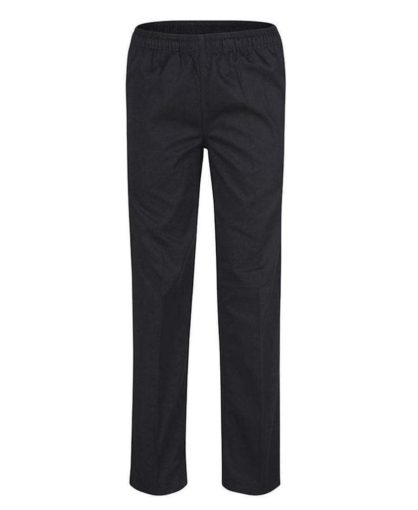 Jb's Wear Hospitality & Chefwear Black / 6 JB'S Women's Elasticated Pant 5CCP1
