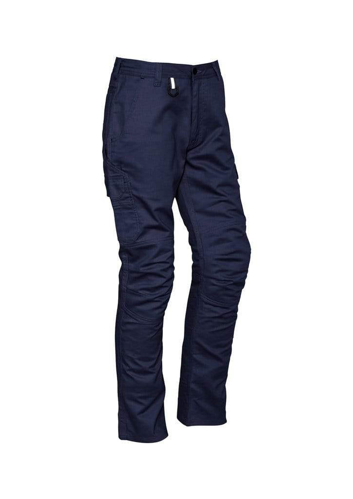 Syzmik Work Wear Navy / 97S SYZMIK Men's Rugged Cooling Cargo Pant (Stout) ZP504S