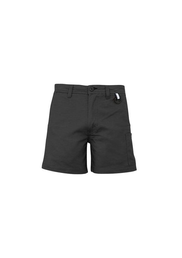 Syzmik Work Wear Charcoal / 72 SYZMIK Men's Rugged Cooling Short Shorts ZS507
