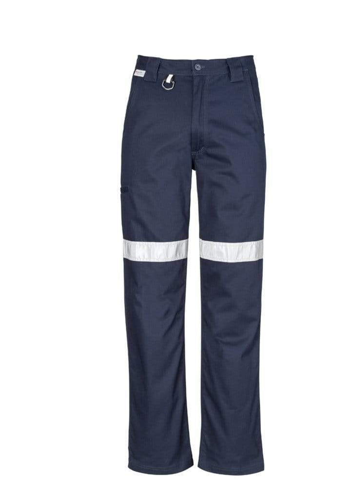 Syzmik Work Wear Navy / 72R SYZMIK Men's Taped Utility Pants (Regular) ZW004