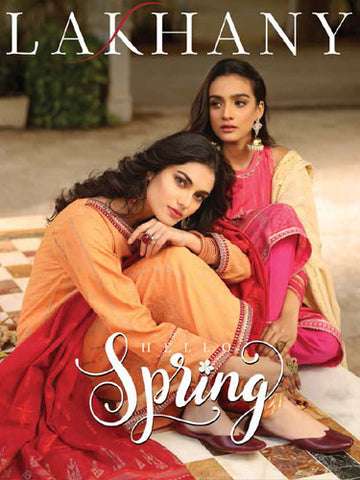 Lakhany Hello Spring Collection