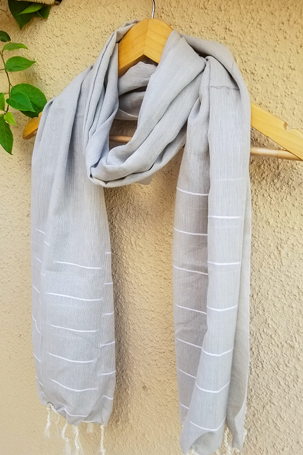 1 Piece Handwoven Scarf
